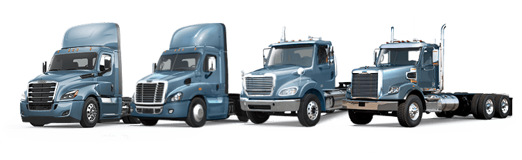 MID Logistics, Inc. Trucks