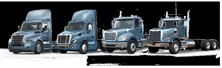MID Logistics, Inc. Trucks